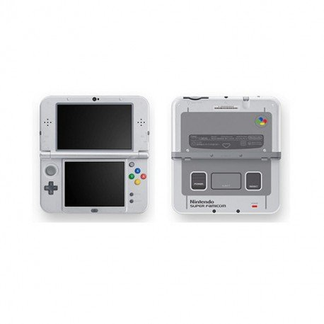 VIDEOCONSOLA NINTENDO NEW 3DS XL EDICION SNES