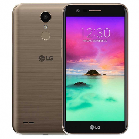 LG K10 (2017) 4G 16GB Dual-SIM black gold