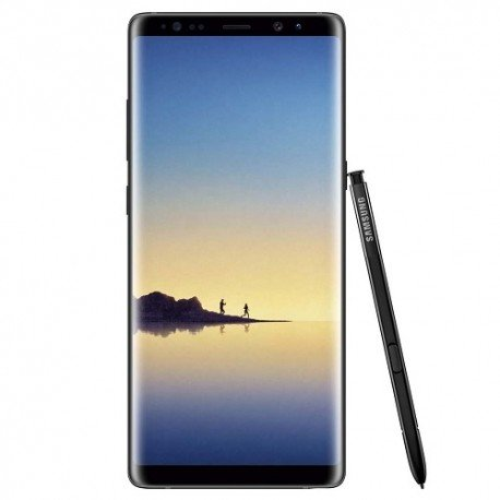 Samsung Galaxy Note 8 4G 64GB midnight black