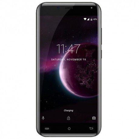 Cubot Magic 4G 16GB Dual-SIM gray black