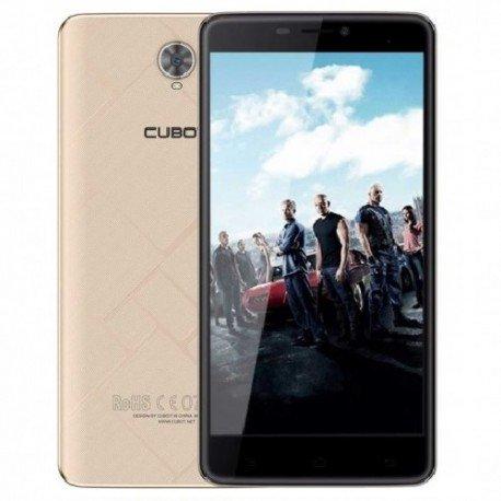 Cubot Max 4G 32GB Dual-SIM gold