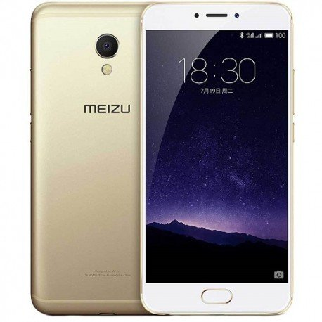 Meizu MX6 4G 32GB Dual-SIM gold