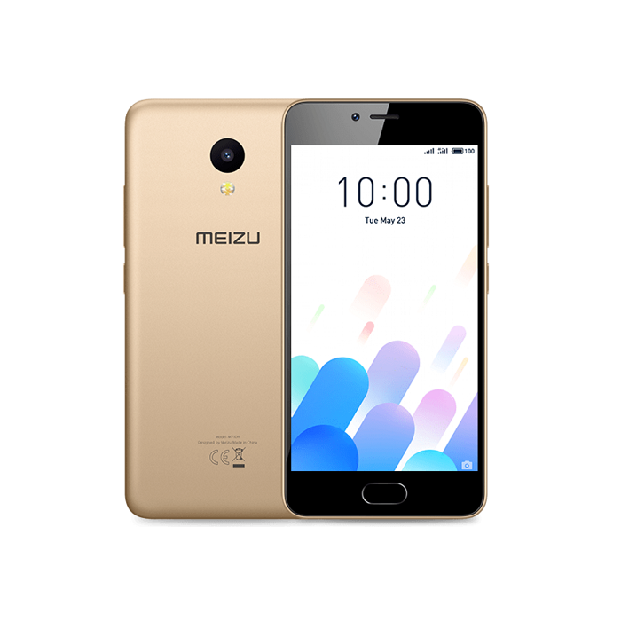 Meizu M5C 4G 16GB Dual-SIM gold