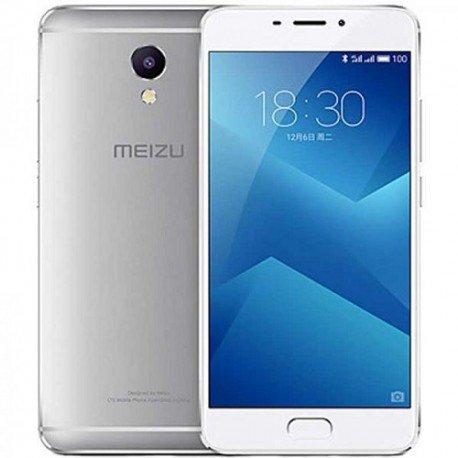 Meizu M5 Note 4G 32GB Dual-SIM silver