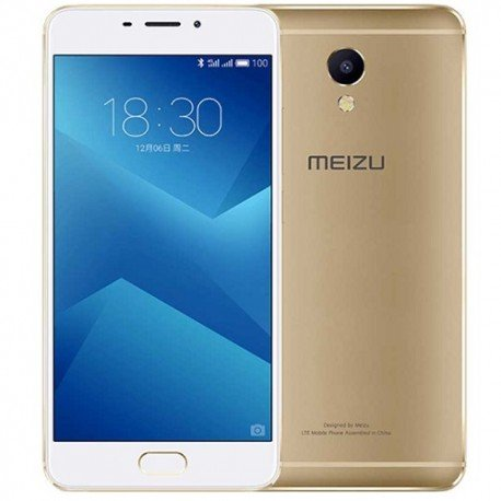 Meizu M5 Note 4G 32GB Dual-SIM gold