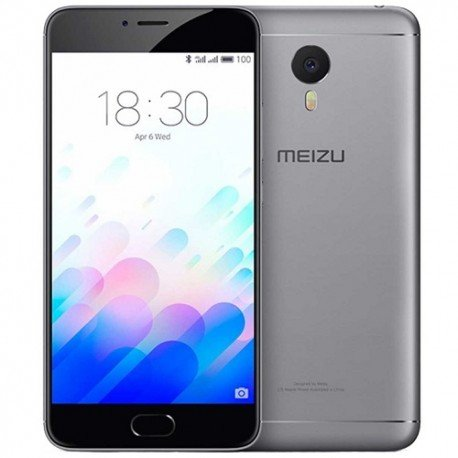 Meizu M3 Note 4G 16GB Dual-SIM gray
