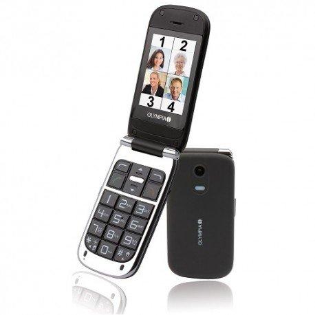 Olympia Becco Plus Seniorenmodell Dual-SIM black