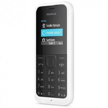 Nokia 105 Dual-SIM white