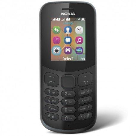 Nokia 130 (2017) Dual-SIM black