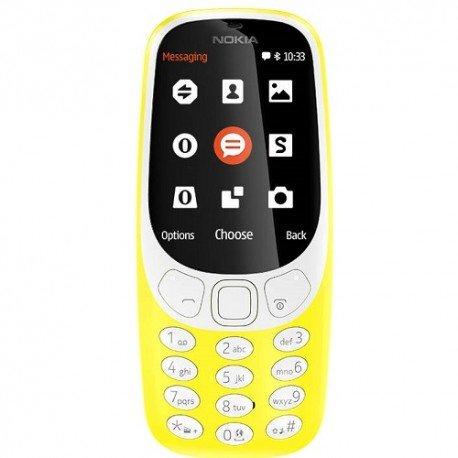 Nokia 3310 (2017) Dual-SIM yellow