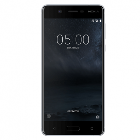 Nokia 5 4G 16GB Dual-SIM silver