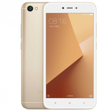Xiaomi Redmi Note 5A 4G 16GB Dual-SIM gold