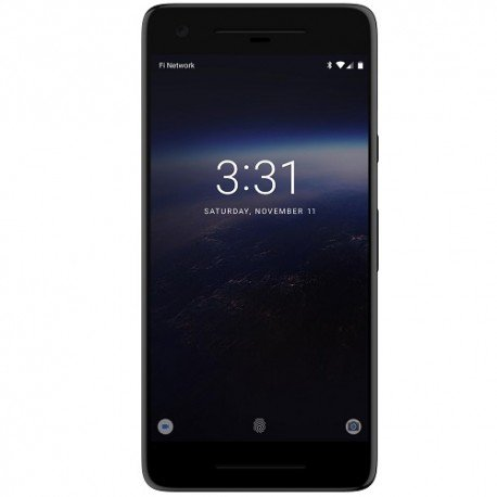Google Pixel 2 4G 64GB just black