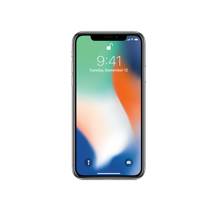 Apple iPhone X 4G 256GB silver