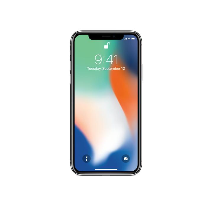 Apple iPhone X 4G 64GB silver
