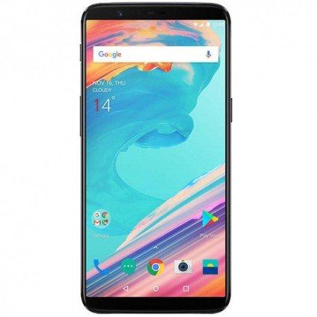 OnePlus 5T 4G 128GB Dual-SIM midnight black