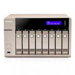 NAS SERVIDOR QNAP TURBO TVS-863-4G