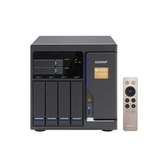 NAS SERVIDOR QNAP TVS-682-I3-8G