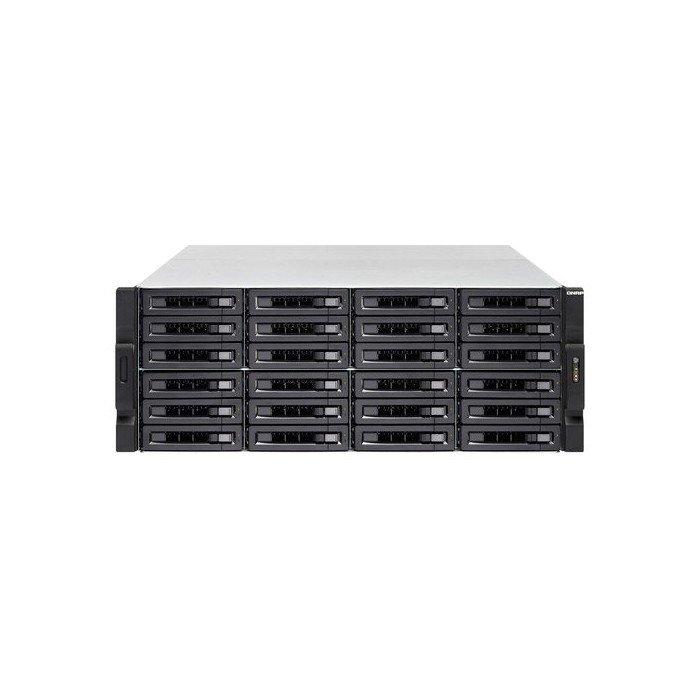 NAS SERVIDOR QNAP TVS-EC2480U-SAS-RP-8GE-RS