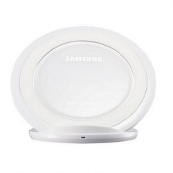 Samsung Cargador Inalámbrico para Samsung Galaxy S6/S7/S7 Edge Blanco EP-NG930BWEGWW