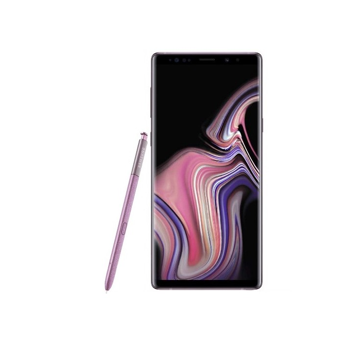 Samsung N960 Note 9 4G 128GB Dual-SIM lavender purple