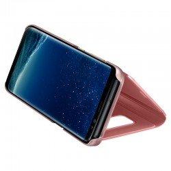 Funda Flip Cover Samsung G950 Galaxy S8 Clear View Rosa