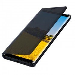 Funda Flip Cover Samsung N950 Galaxy Note 8 Clear View Negro