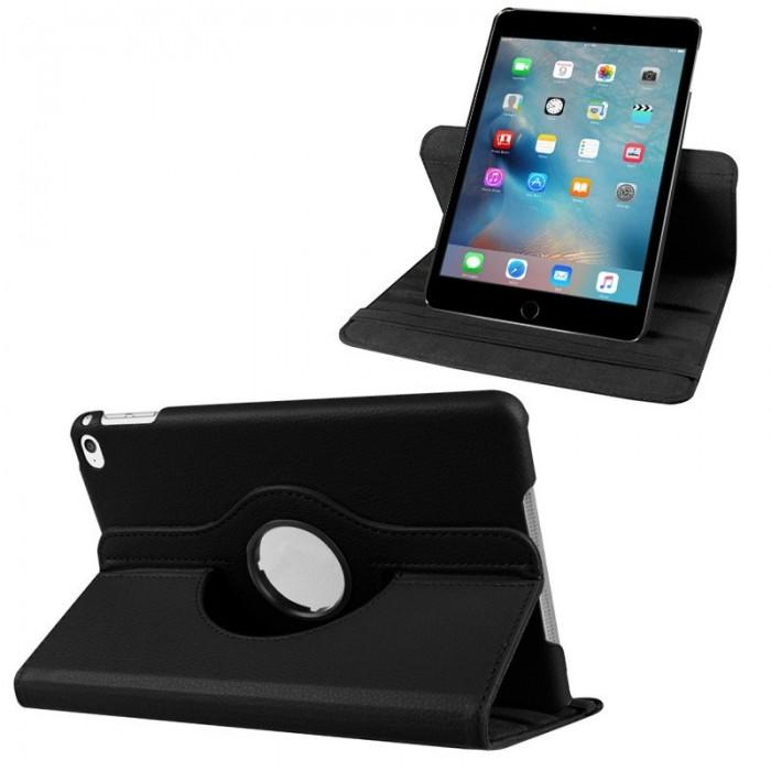Funda iPad Mini 4 Polipiel Negro