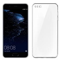 Funda Silicona Huawei P10 Plus (Transparente)