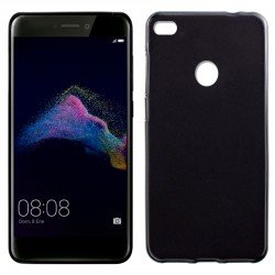 Funda Silicona Huawei P8 Lite (2017) Negro