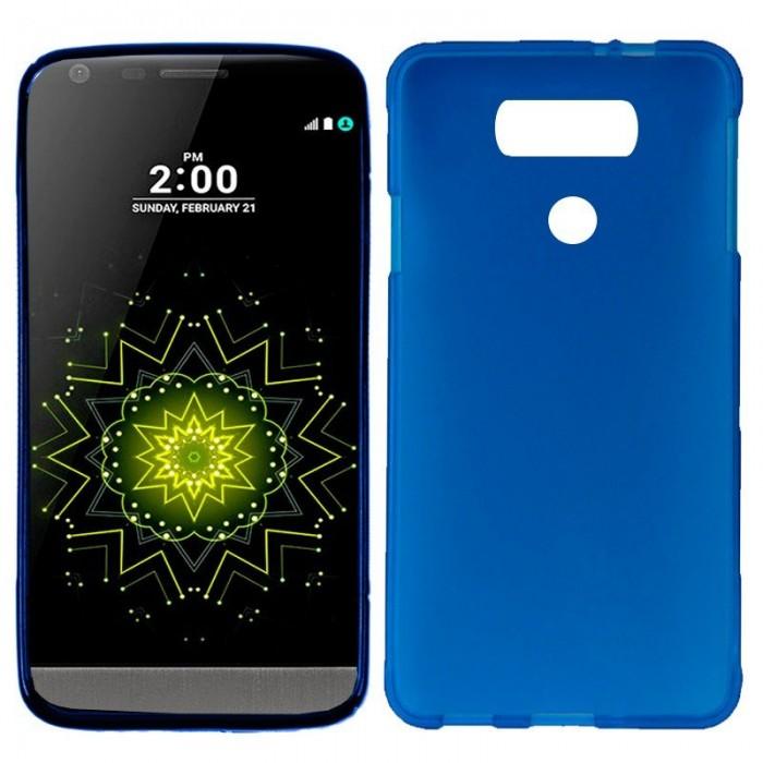 Funda Silicona LG G5 (Azul)