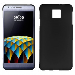 Funda Silicona LG X Cam (Negro)