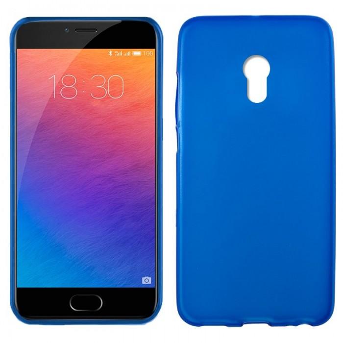 Funda Silicona Meizu Pro 6 (Azul)