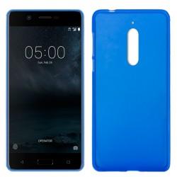 Funda Silicona Nokia 5 (Azul)