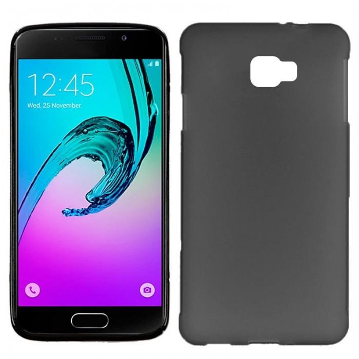 Funda Silicona Samsung A310 Galaxy A3 (2016) Negro