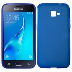 Funda Silicona Samsung J105 Galaxy J1 Mini (Azul)
