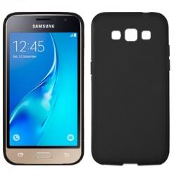 Funda Silicona Samsung J120 Galaxy J1 (2016) Negro