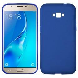 Funda Silicona Samsung J510 Galaxy J5 (2016) Azul