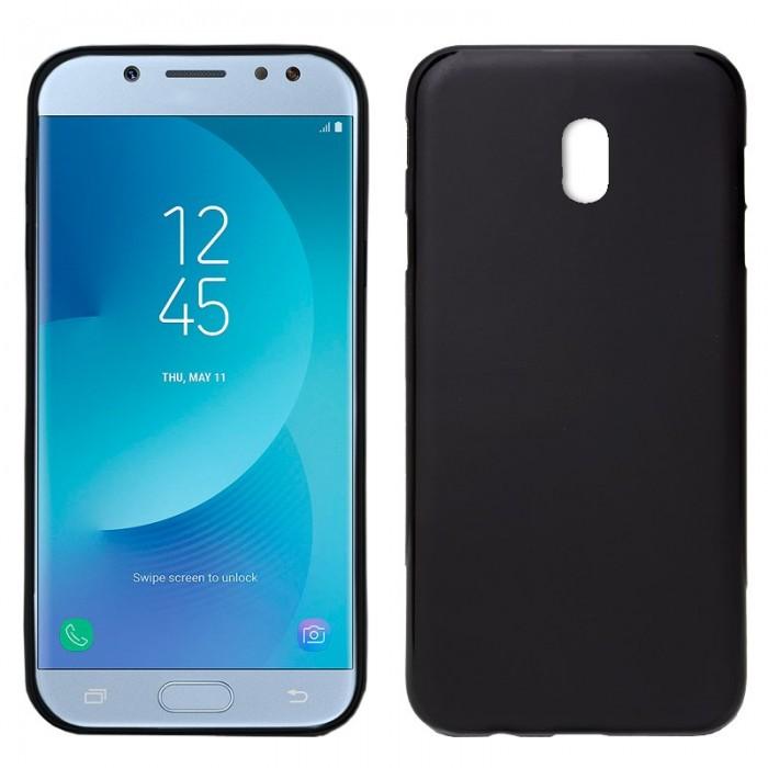 Funda Silicona Samsung J530 Galaxy J5 (2017) Negro