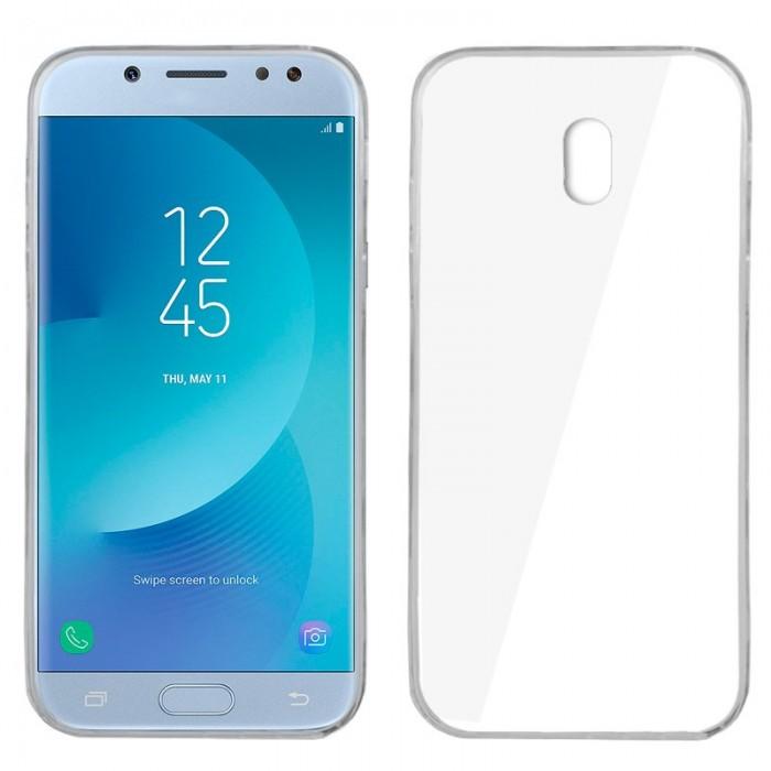 Funda Silicona Samsung J530 Galaxy J5 (2017) Transparente