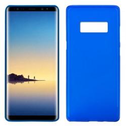 Funda Silicona Samsung N950 Galaxy Note 8 (Azul)