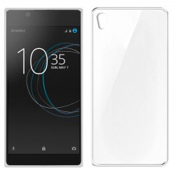 Funda Silicona Sony Xperia L1 (Transparente)