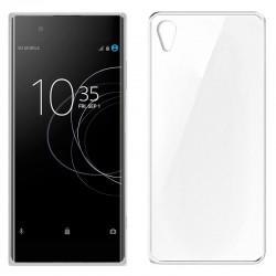 Funda Silicona Sony Xperia XA1 Plus (Transparente)