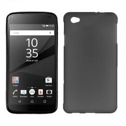 Funda Silicona Sony Xperia Z5 Compact (Negro)