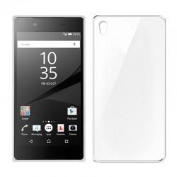 Funda Silicona Sony Xperia Z5 Premium (Transparente)