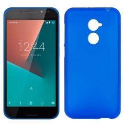 Funda Silicona Vodafone Smart N8 (Azul)