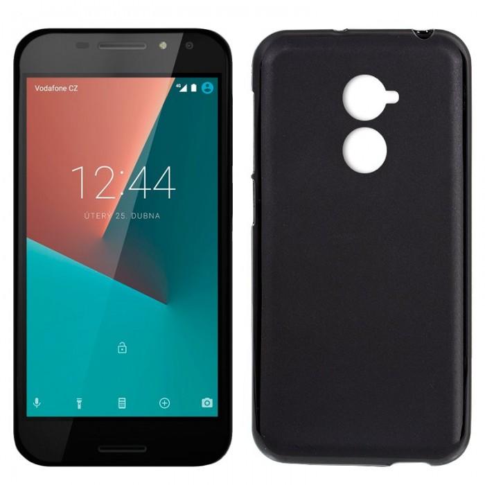 Funda Silicona Vodafone Smart N8 (Negro)