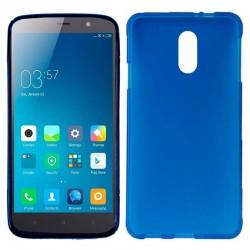 Funda Silicona Xiaomi Redmi Note 3 / Note 3 Pro (Azul)