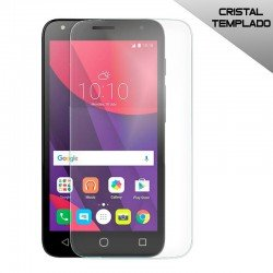 Protector Pantalla Cristal Templado Alcatel Pixi 4 (5) 4G / 3G / Smart 7 Turbo