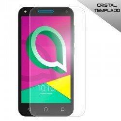 Protector Pantalla Cristal Templado Alcatel U5 3G / U5 3G Plus / U5 4G